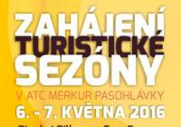 Zahájení turistické sezony / ATC...