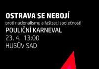 Aktivismus na Ostravsku: Probouzení domů a mobi sraz na pouliční karneval