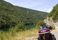 Po Balkáně na motorkách