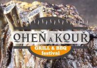 OHEŇ A KOUŘ food fest - festival grilování, bbq, uzení a pečení