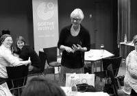 Karin Kleppin: Jak snížit stres při zkoušení cizích jazyků?