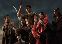 Kino Jas: Válka bohů