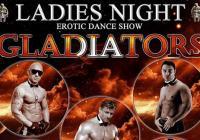 Pánský striptýz skupiny Gladiators