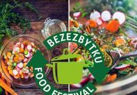 Food Festival BezeZbytku aneb vaříme beze zbytků a jíme zdravě
