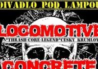 Locomotive, Concrete, Interloud