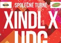 Xindl X, UDG, Voxel - společné turné