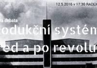 Zlatý voči: Produkční systémy před revolucí a v současnosti