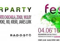 Festia Open Air Festival 2016 Afterparty