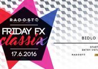 Friday FX Classix - Sanny, Pavel Bidlo