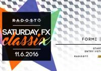 Saturday FX Classix - Formi, Loutka