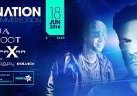 Trancenation: Summer Edition - Misja Helsloot /NL/, Ronny K /UK/, Para X /DE/, Antip0D, Bryan Elkins, Proggyboy, Dolvich
