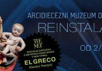 Arcidiecézní muzeum Olomouc | reinstalace