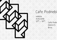 Cafe Podnebi #minidyzajn