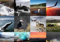 Jak na outdoorové video + Island