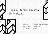 Týnská literární kavárna #minidyzajn