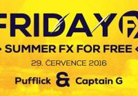 Friday FX For Free - Pufflick, Captain G