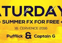 Saturday FX For Free - Pufflick, Captain G