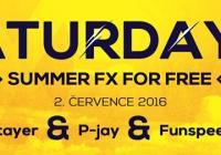 Saturday FX For Free - Stayer, P-Jay, Funspeed