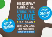 Festival Central Park Slavie 2016