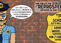 Reprospekt Invites w/ Schooler (Let It Roll, Breakart) / GrindAway / Mouzl / Saym / Reprospekt