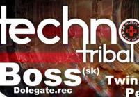 Techno Tribal w/ DJ BOSS
