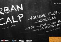 URBAN SCALP - The Last Lesson