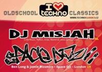 Oldschool Techno Classics volume 2 (Space DJz , DJ Misjah