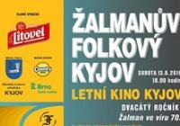 Žalmanův Folkový Kyjov 2016