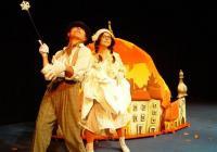 Pohádka Divadlo Matěje Kopeckého-Nápady myšky Terezky aneb o zlé koze