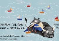 Fanfán Tulipán na vltavských vlnách