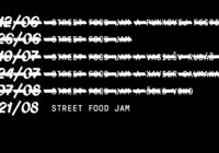 Street Food Jam bude před Crossem #6
