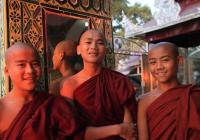 Barma – Země Buddhů