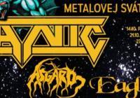 České Budějovice - Metalovej svátek Tour 2016