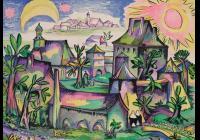 Co umění umí | Exotická krajina