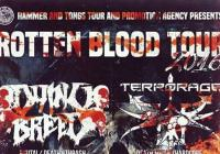 Dying Breed /ITA/ - Terrorage /ITA/ - Demon Project /RUS/