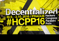 Hackers Congress Paralelní Polis 2016