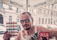 Jaroslav Rudiš // Národní třída // 12. a 13. září