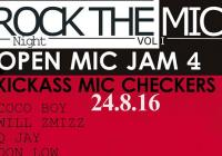 Rock the mic night vol.1