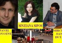 Rumunsko český literární podvečer