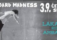 Skateboard Madness / Lakai rides on Ambassadors / Černý Most - skatepark