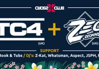 TC4 & Host Mc: Zeo - Tour CZ w/ Rook, Tubs & more
