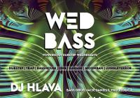 WED BASS 21.9. 2016 w/ DJ HLAVA, Shock O' & guest