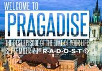 Welcome to Pragadise - Friday 23.9. - Radost FX