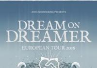 Dream On, Dreamer (AUS), John Wolfhooker w/ Guest