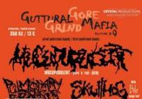 Guttural Gore Grind Mafia festival #9