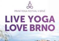 Live Yoga Love Brno 2016