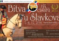 Austerlitz 2016 / Rekonstrukce bitvy u Slavkova