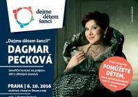 Benefiční koncert Dagmar Peckové