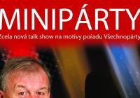 Minipárty s Karlem Šípem / host: J. A. Nahlovský