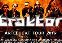 Traktor / Artefuckt tour 2016 + Trautenberk